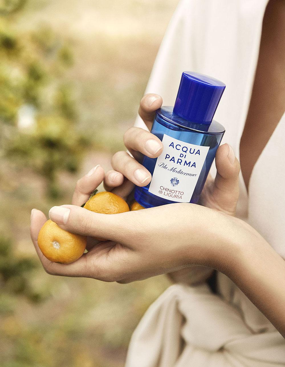Acqua di Parma, perfume, fragrance, parfüm, Liguria