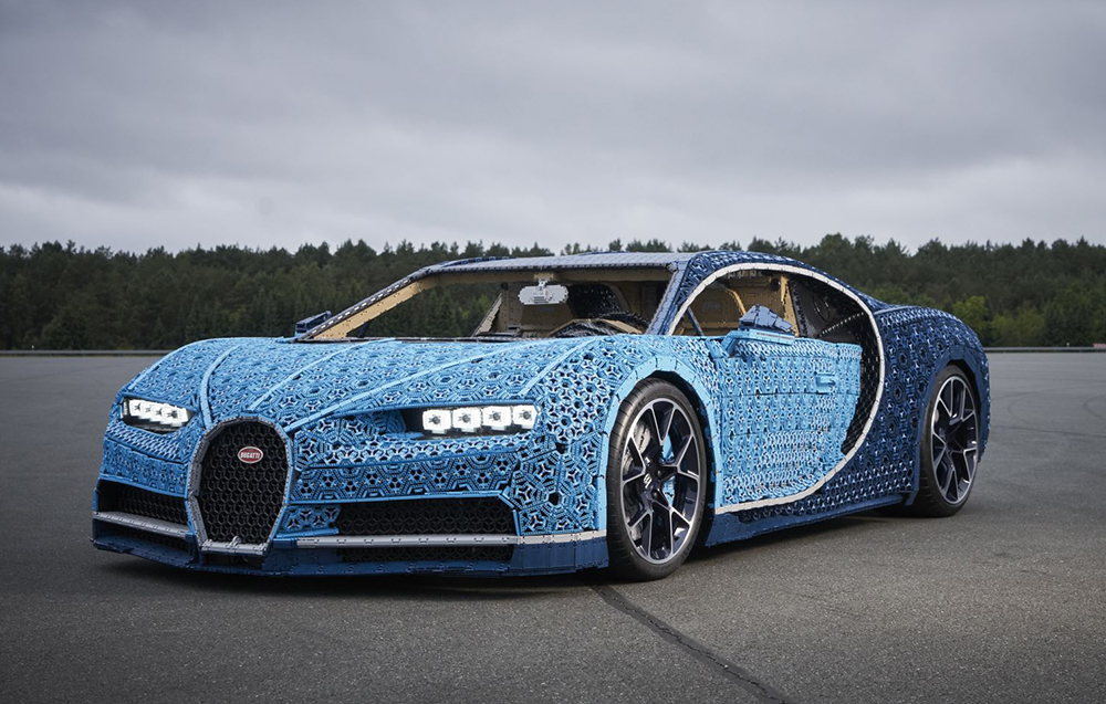 Bugatti Chiron_Lego