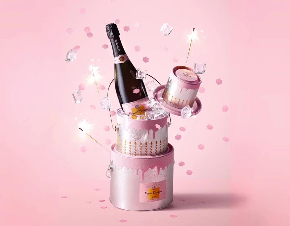 Vevuve Clicquot, 200th anniversary, rosé, champagne, pezsgő, limited edition, limitált