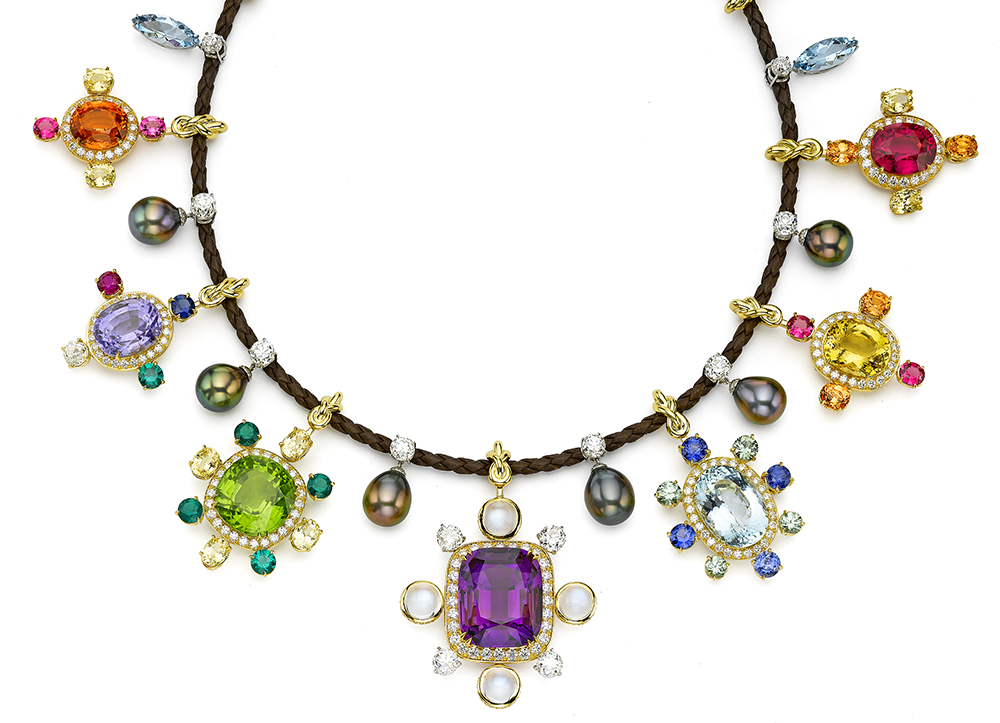 Prince Dimitri necklace