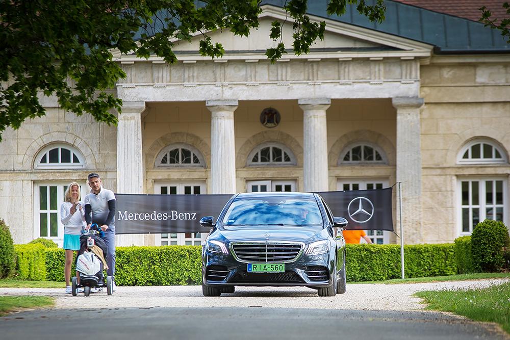 Mercedes_Benz Golf Trophy 2019