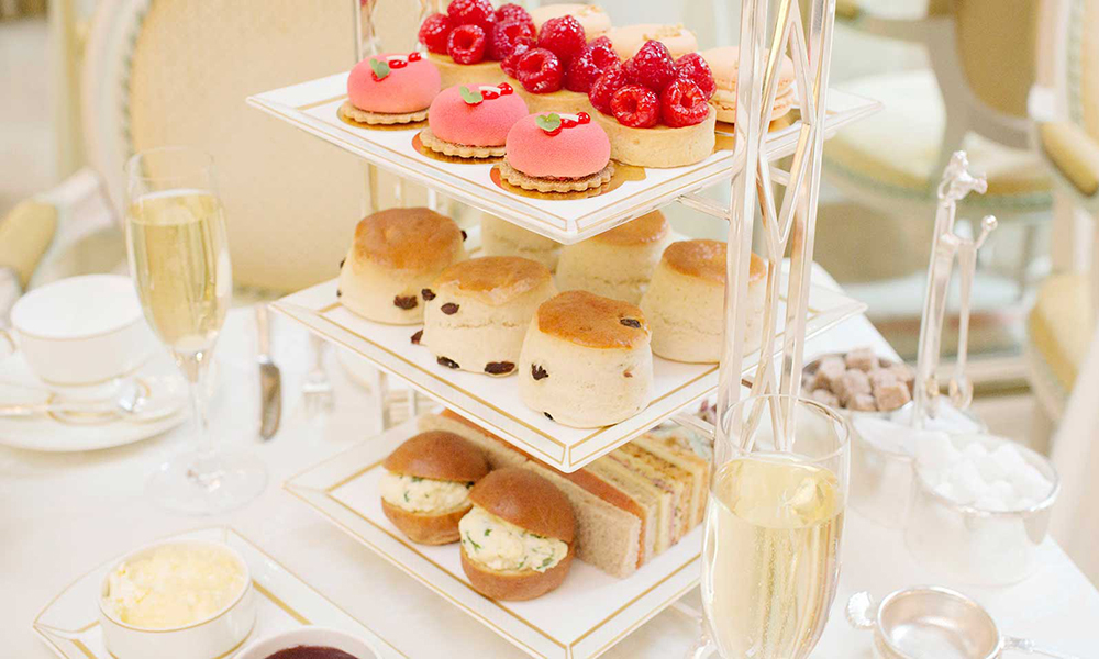 The Ritz, London_afternoon tea
