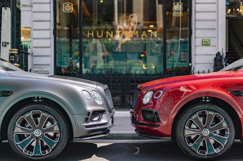 Bentley Bentayga_Huntsman_Savile Row_Jack Barclay_limited special edition