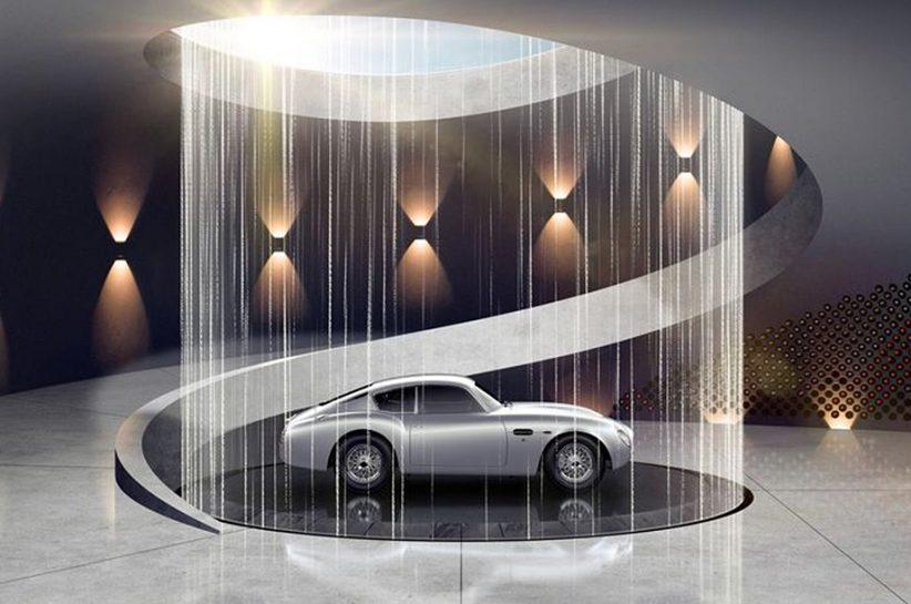 Aston Martin garage_garázs