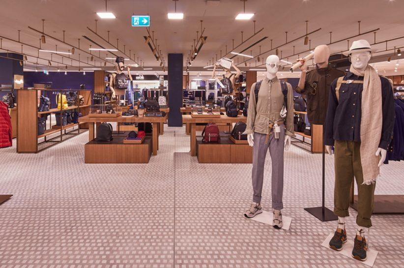 La Rinascente Torino_department store_áruház_luxury_luxus