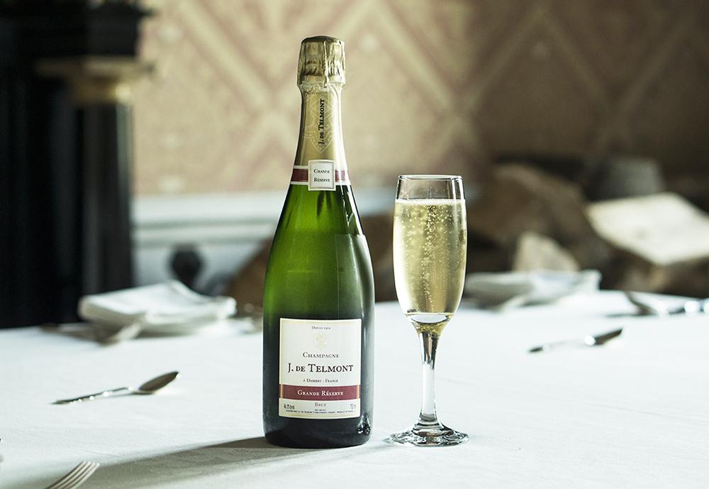 J. De Telmont, Champagne, pezsgő