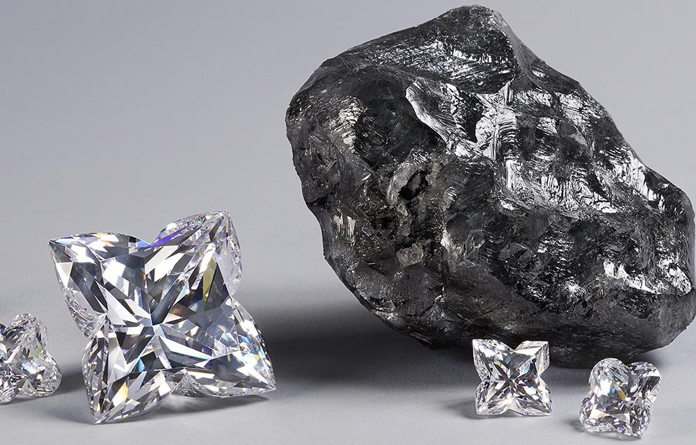 LVMH diamond_Lucara_Sewelo_gyémánt