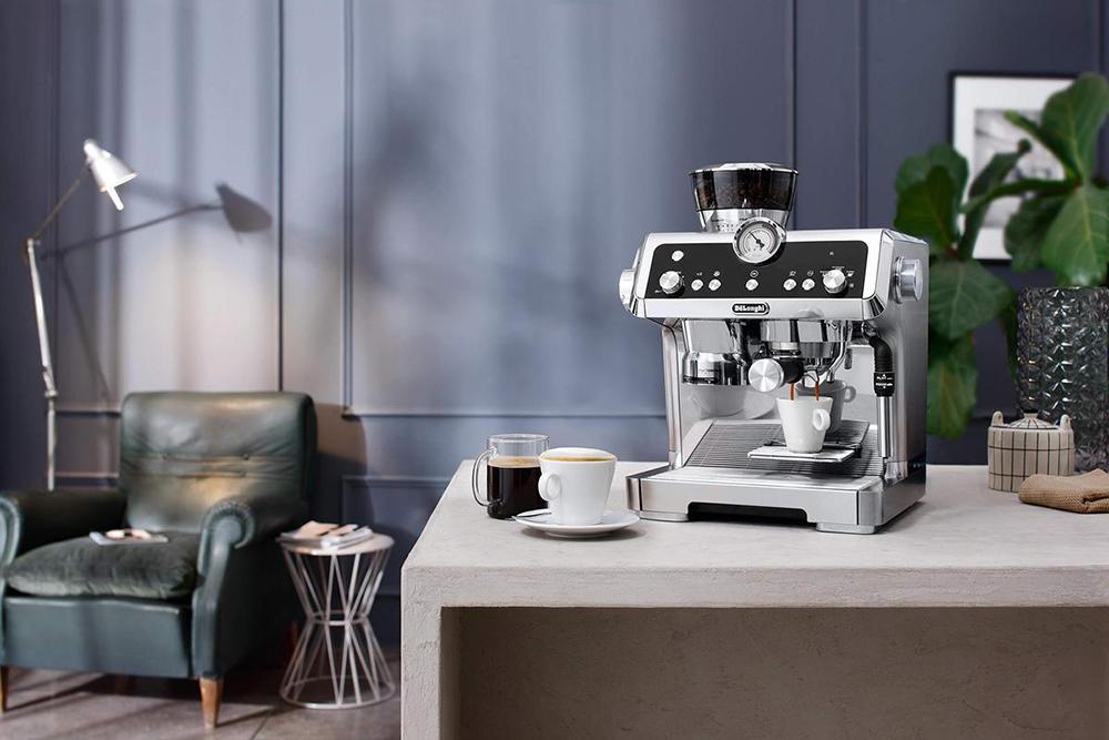 DéLonghi La Specialista coffee maker, kávéfőző