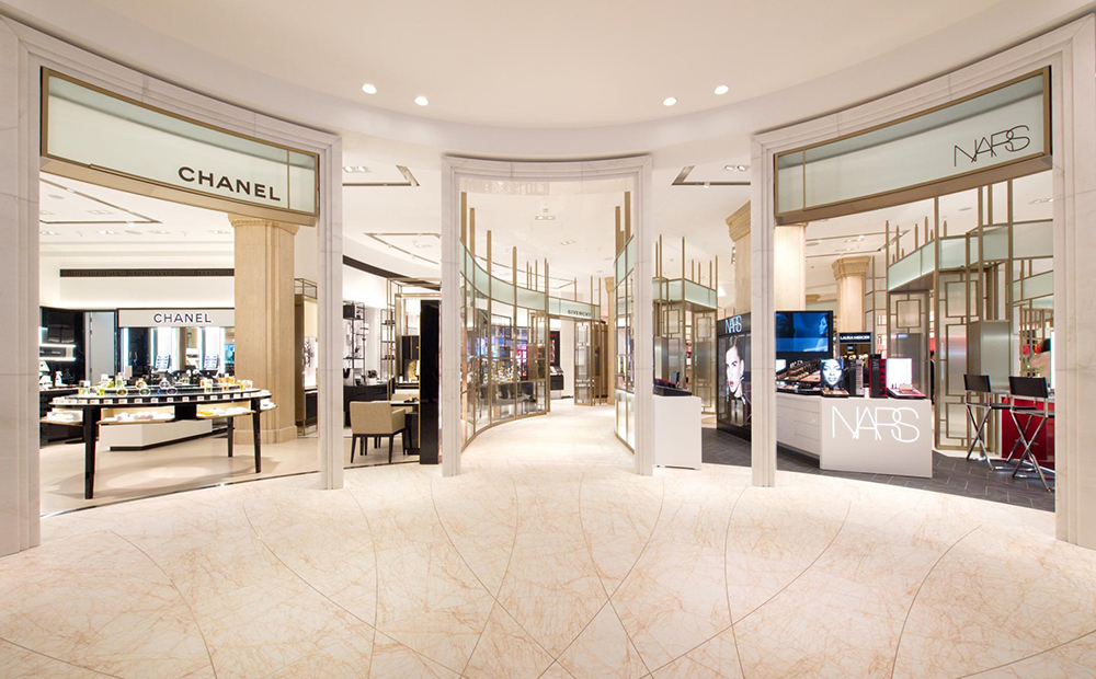 Harrods_London_department store_beauty hall_áruház