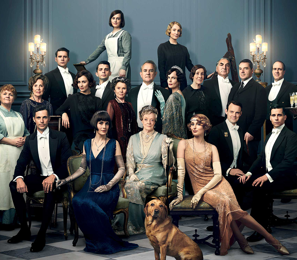 Downton Abbey the film