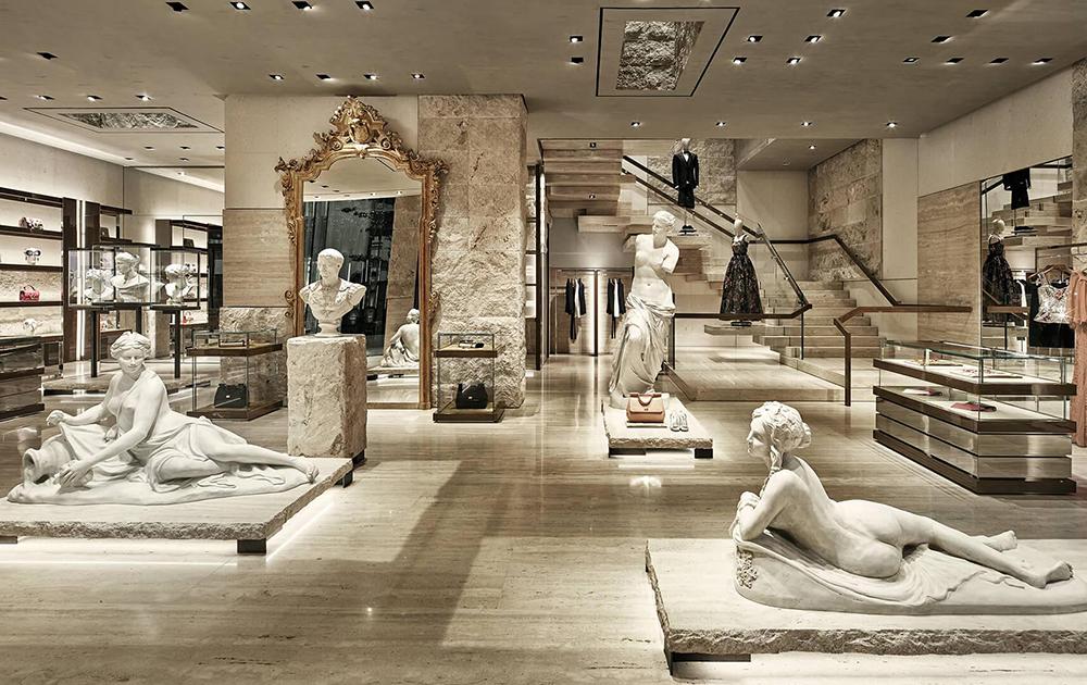 Dolce&Gabbana Miami boutique_store_üzlet