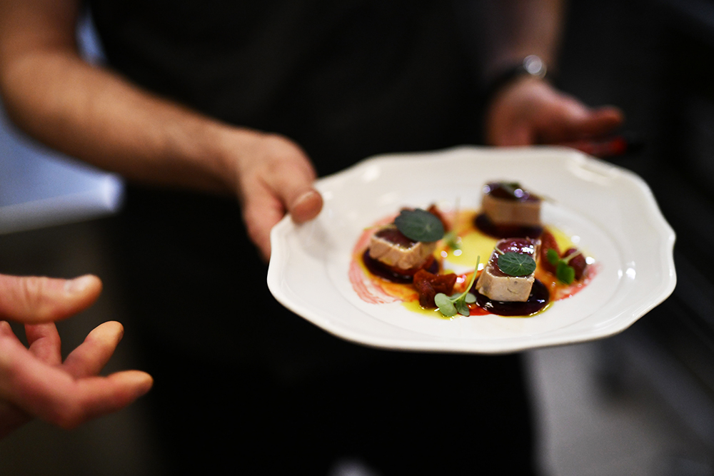 The Ritz Carlton_DSK Wine&Grill_fine dining_supper_vacsora