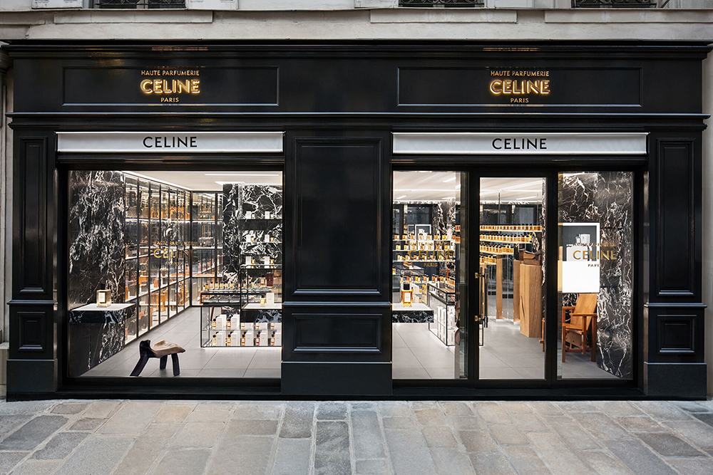 Céline_Paris_boutique_store_üzlet