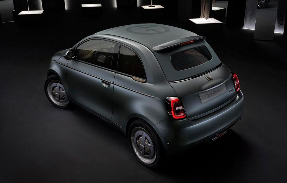 Fiat 500 Giorgio Armani 2020