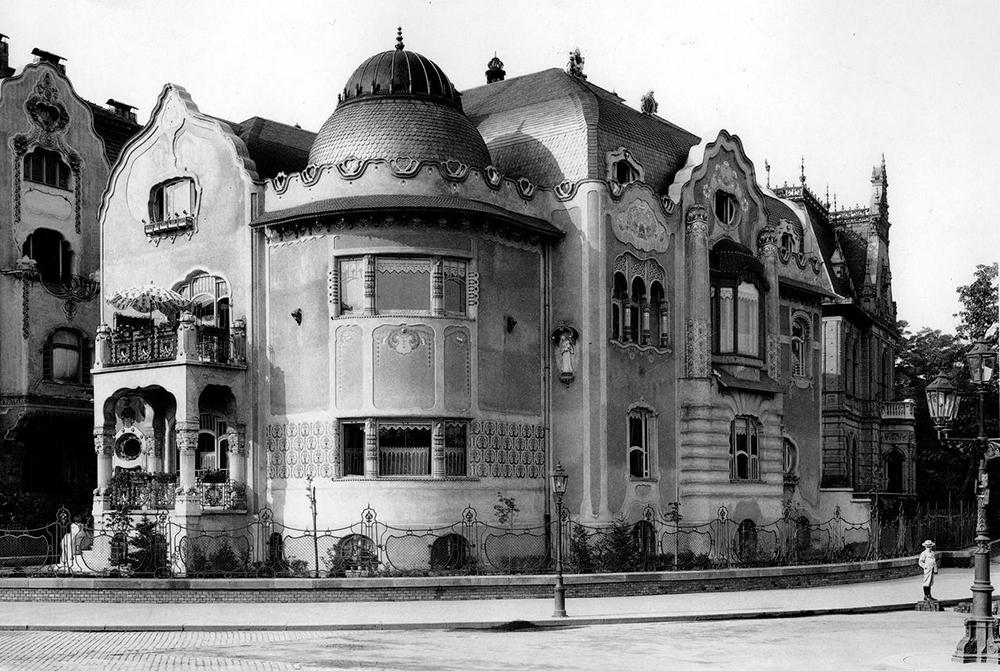 Babocsay villa_Budapest_Andrássy út