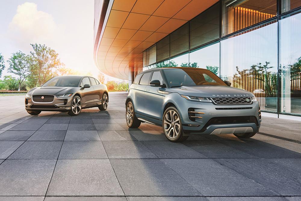 Jaguar Land Rover Wallis