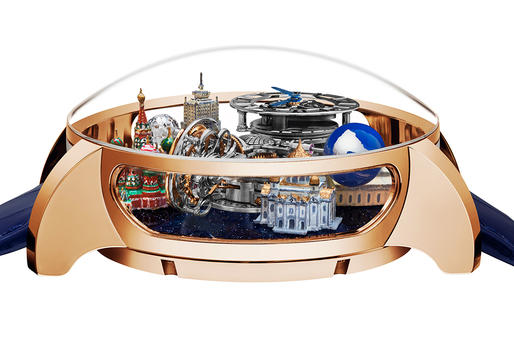 Jacob&Co._Astronomia Art_luxury watch_Moscow_India_Moszkva_architecture_építészet