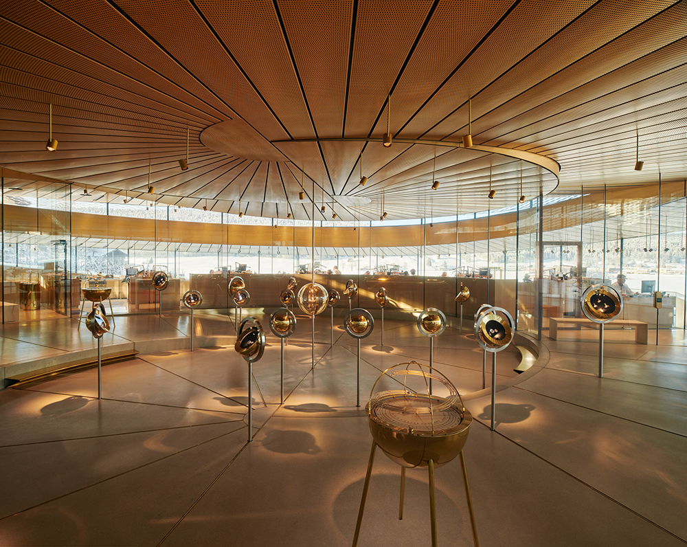 Musee Atelier Audemars Piguet_luxury watch museum_múzeum_luxusóra_Svájc_Switzerland_Jura