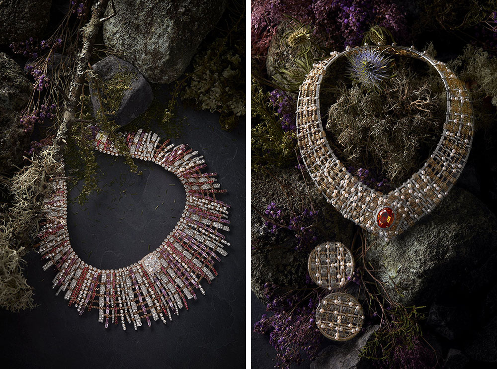 Chanel High Jewelry_tweed_2020
