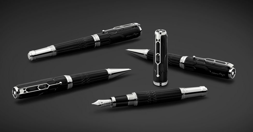 Montblanc_Victor Hugo_Wrtiters Editions