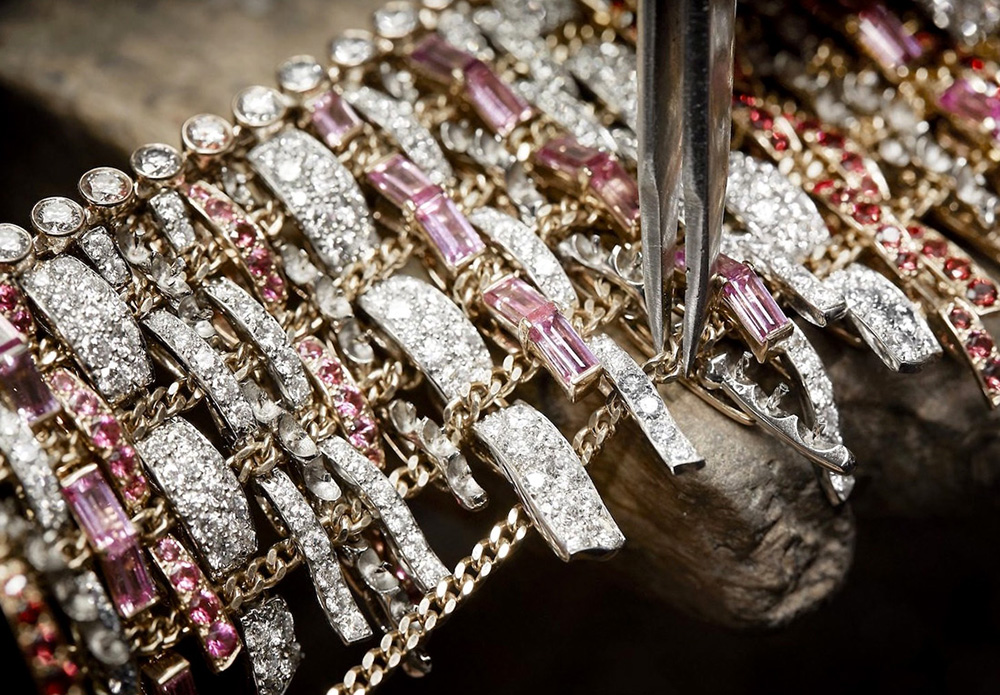 Chanel High Jewelry_tweed_2020