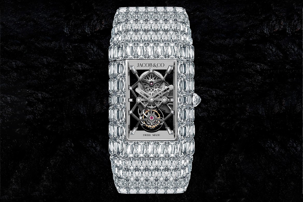 Jacob&Co._William Godberg_Ashoka_Billionaire_diamond_cut_gyémánt_watch_karóra