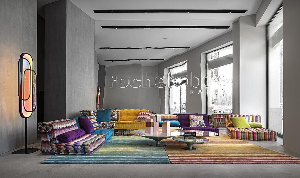 Roche Bobois Budapest showroom_store_üzlet