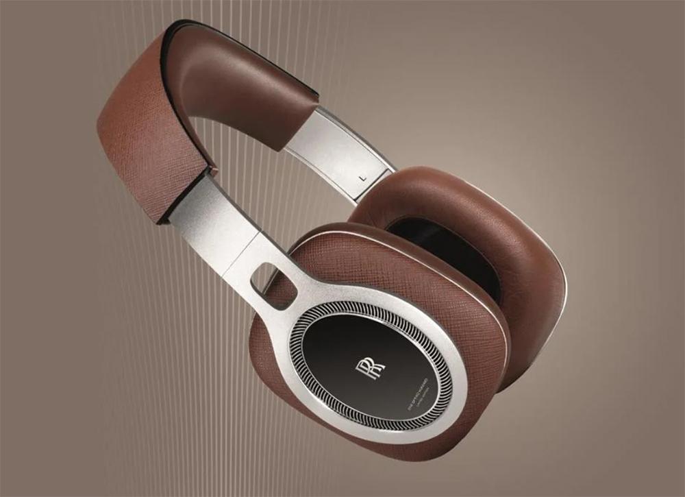 Rolls Royce_headphone_fejhallgató