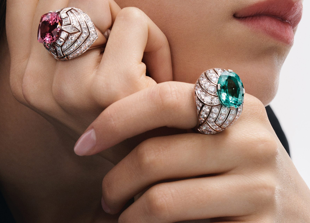 Louis Vuitton High Jewelry