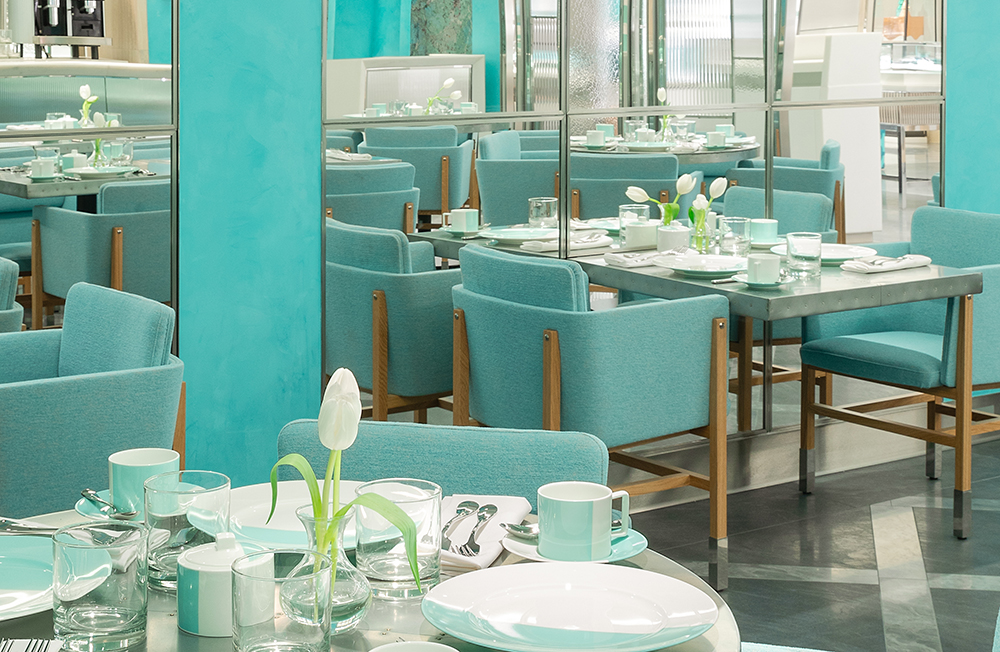 California_Tiffany Blue Box Cafe South Coast Plaza
