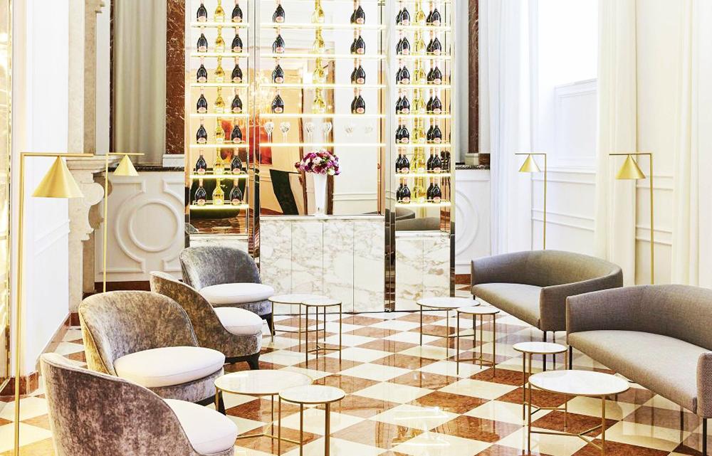 Sofitel Rome Villa Borghese_Róma_luxusszálloda_hotel_afternoon tea_bar